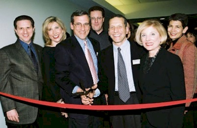 New York Office Ribbon Cutting Ceremony